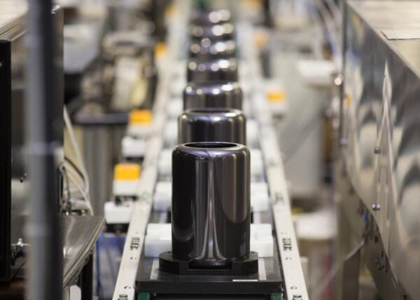 mac pro assembly line austin tim cook tweet