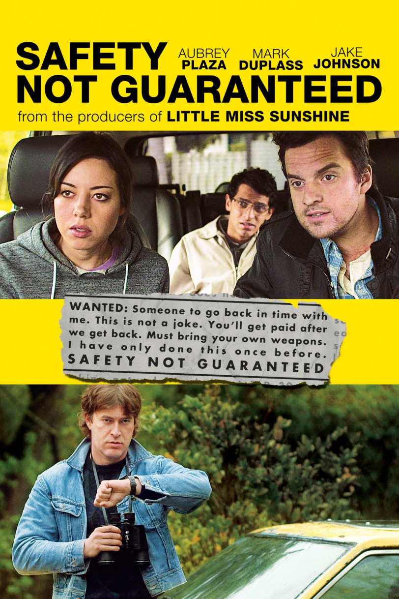 safety_not_guaranteed_movie poster truncatech